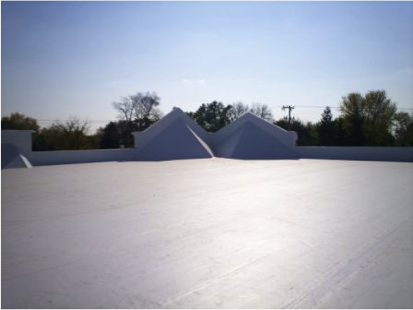 Single Ply Tpo Pvc Ferguson Amp Melvin Roofing Contractor