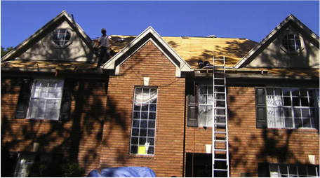 Residential Re-Roofing