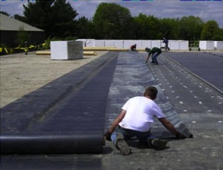 Single Ply Tpo Pvc Ferguson Amp Melvin Roofing Contractor